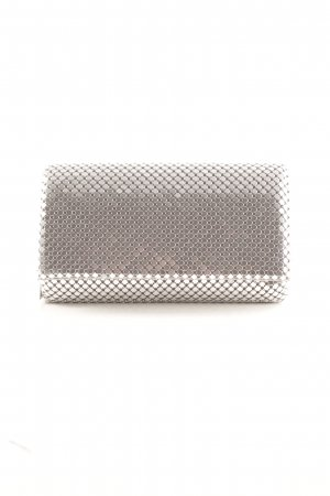 Jessica McClintock Clutch silberfarben Party-Look