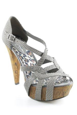 Jessica Simpson High Heel Sandaletten mehrfarbig Elegant