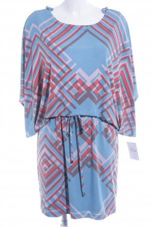 Jessica Simpson Midi Dress graphic pattern casual look