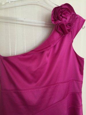 Jessica Simpson Multiple-Naht-Blumen-Schulter-One-Shoulder-Kleid-Kleid