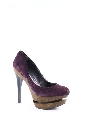 Jessica Simpson Plateau-Pumps mehrfarbig extravaganter Stil