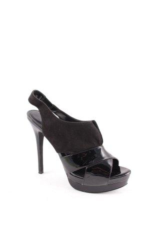 Jessica Simpson Plateau-Pumps schwarz Elegant