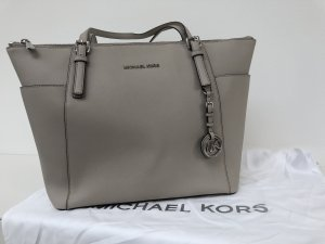 Michael Kors Handbag light grey-silver-colored