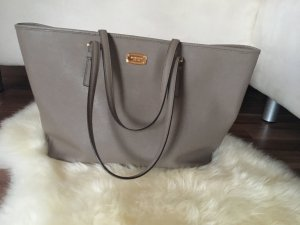 Michael Kors Sac à main gris brun-orange doré