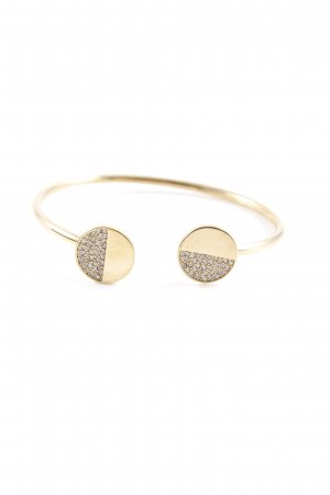Jette Bangle gold-colored elegant