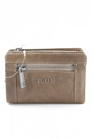 Jette Wallet grey brown casual look