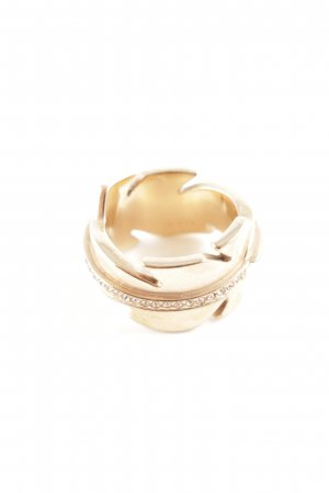 Jette Gold Ring gold-colored elegant