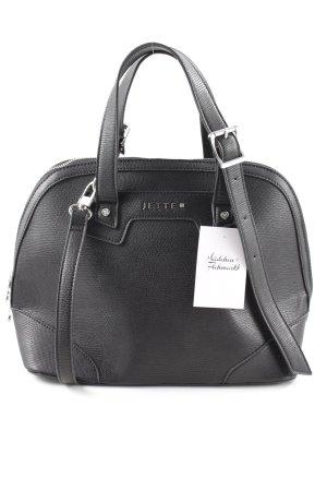 Jette Handtasche schwarz Business-Look