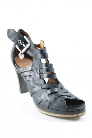 Jette High Heel Sandal black-light brown elegant