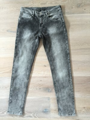 JETTE Jeans supersoft in grau