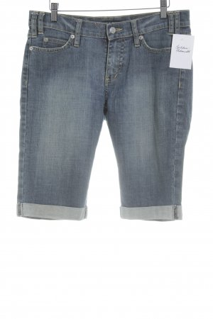 Jette Denim Shorts slate-gray casual look