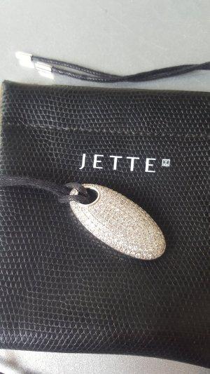 Jette Joop Anhänger Kristallsteine mit Kette & Box