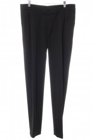 Jette Joop Bundfaltenhose schwarz Business-Look