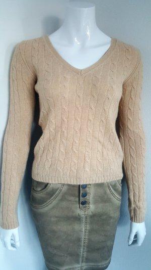 JETTE  JOOP  -  Cashmere-Pullover , beige , Gr.34