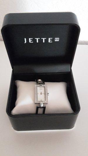 Jette Joop Damenuhr (84543330), silber, Armband silberfarben, ungetragen, neu!!!