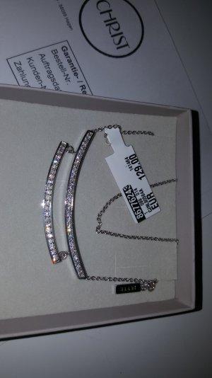 Jette Joop Halskette NEU 925er Sterling Silber