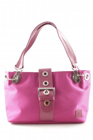 Jette Joop Carry Bag bordeaux-pink casual look