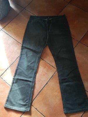 Jette Joop Jeans im Grau mit Löwenkopf