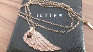 Jette Joop Catena d'oro color oro rosa