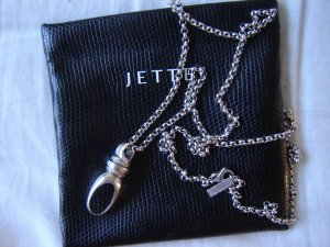 Jette Joop Silver Chain silver-colored real silver