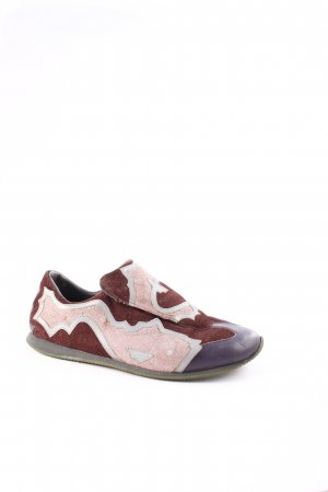 Jette Joop Sneaker Klettverschluss abstraktes Muster Casual-Look