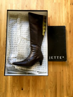 Jette Joop Jackboots multicolored leather