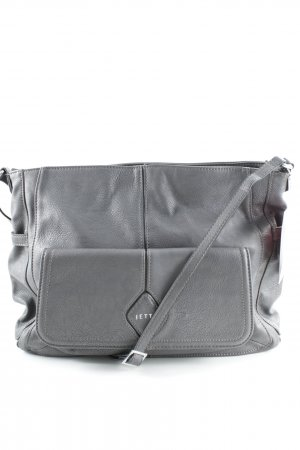 Jette Joop Tote grey-silver-colored casual look