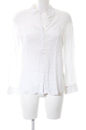 Jette Camisa de manga larga blanco look casual