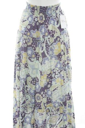 Jette Maxi Skirt floral pattern beach look