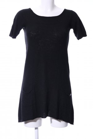 Jette Minikleid schwarz Casual-Look