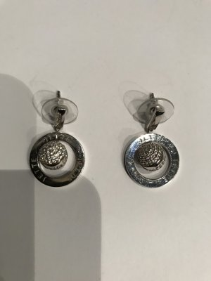 Jette Earring silver-colored