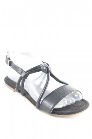 Jette Sandalo con cinturino multicolore stile casual