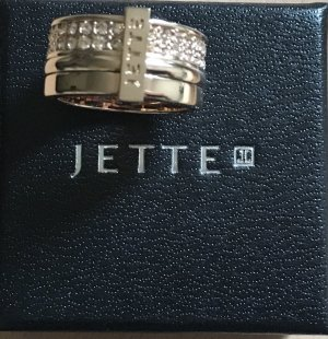Jette Ring rosé gold Magic Passion Pure Glam