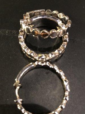 Jette Ring und Ohrringe