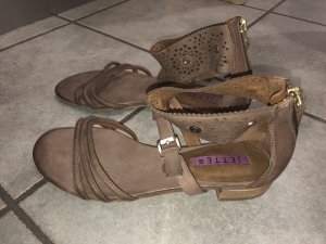 Jette Roman Sandals brown