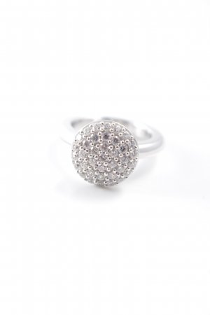 Jette Silver Ring silver-colored elegant