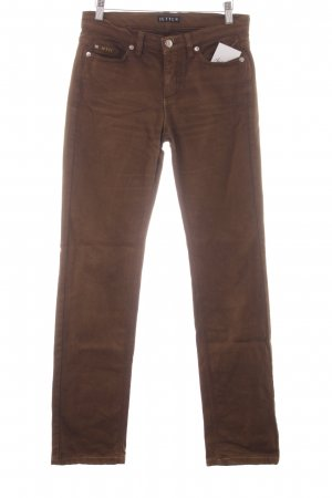 Jette Slim Jeans graubraun Casual-Look