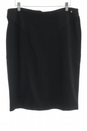 Jette Falda stretch negro look casual