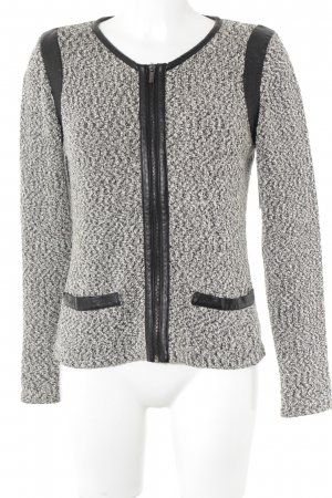 Jette Strickjacke Webmuster Casual-Look