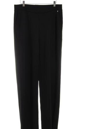 Jette Pantalon de jogging noir style décontracté