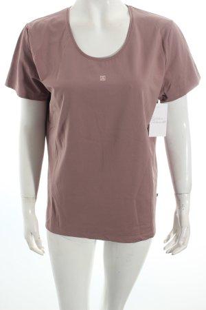 Jette T-Shirt blasslila sportlicher Stil