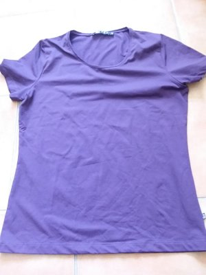 Jette T-shirt donkerpaars