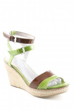 Jette Wedges Sandaletten mehrfarbig Casual-Look