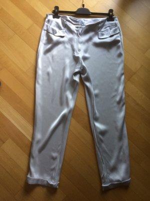 Jil Sander Pantalon 7/8 gris clair