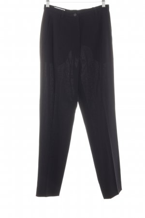 Jil Sander Suit Trouser black business style