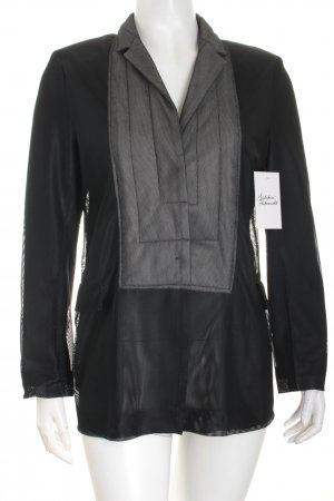 Jil Sander Blazer schwarz Party-Look
