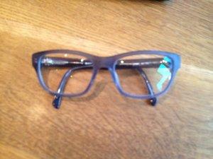 Jil Sander Brille mit Fensterglas
