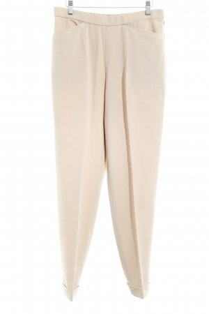 Jil Sander Pleated Trousers camel business style