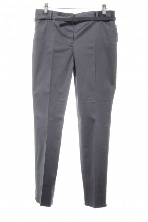 Jil Sander Pleated Trousers dark blue casual look
