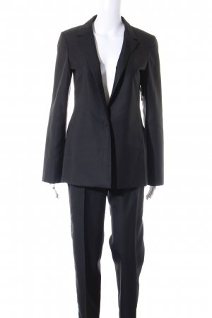 Jil Sander Business-Anzug schwarz Business-Look